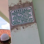 Photo taken at Masjid Lawang Kidul by Masagus M. on 11/30/2012