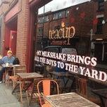 Photo taken at Teacup on Thomas Street by Sally N. on 7/29/2013