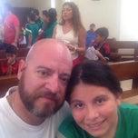Photo taken at Iglesia San Judas Tadeo by Juan Carlos M. on 6/29/2014