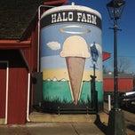Photo taken at Halo Farm by Ann O. on 1/26/2013