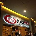 Photo taken at YakiMix Sushi & Smokeless Grill by Patricia T. on 3/14/2013