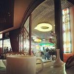 Photo taken at Любо Cafe by Borodist K. on 12/1/2013