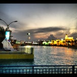 Photo taken at The Global Village القرية العالمية by BeenaColada on 11/8/2012