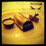 Photo taken at Dolce & Gabbana Gold Restaurant by Filippo R. on 11/3/2012