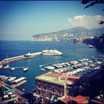 Photo taken at Sorrento by Bárbara P. on 10/6/2012