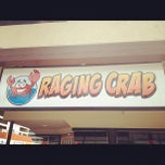 Photo taken at Raging Crab by Mitch H. on 9/23/2012