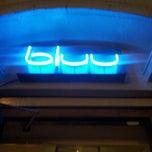 Photo taken at Bluu by Dan on 2/27/2013