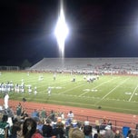 Photo taken at LaFortune Stadium by Kara C. on 10/5/2013
