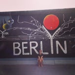 Photo taken at East Side Gallery by Olga V. on 7/26/2013