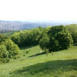 Photo taken at Normafa by Viktoria S. on 5/5/2013