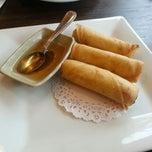 Photo taken at Lemon Thai Cuisine by Anton K. on 6/13/2013