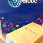 Photo taken at Globe Telecom by Lhot B. on 7/18/2013