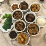 Photo taken at Pao Xiang Bak Kut Teh (宝香绑线肉骨茶) by Eelain S. on 4/9/2015