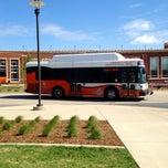 Photo taken at Multimodal Transportation Terminal by Aaron C. on 4/30/2014