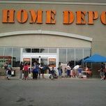 Photo taken at The Home Depot by Market-Solution D. on 7/6/2013