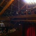 Photo taken at New London Barn Playhouse by Eric N. on 7/14/2013