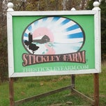 Photo taken at Stickley Farm by Danielle B. on 10/27/2012