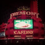 Photo taken at Fremont Hotel & Casino by Kien T. on 4/9/2013