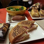 Photo taken at Panera Bread by Stella P. on 4/20/2013