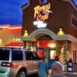 Photo taken at Rosa's Cafe and Tortilla Factory by G B H. on 10/7/2012