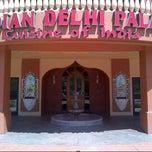Photo taken at Indian Delhi Palace by Jason L. on 9/14/2012