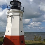 Photo taken at Vermilion Lighthouse by ∑∂ⅰ∑ ς∆レレ on 9/21/2013
