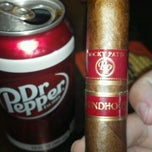 Photo taken at Burn - Premium Cigar Specialists by Jay H. on 2/1/2013