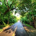 Photo taken at Grove-Cedar Bike Path by Rick W. on 7/21/2013
