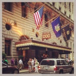 Photo taken at The St. Regis New York by Spencer H. on 6/18/2013