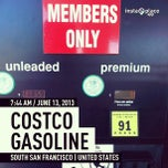 Photo taken at Costco Gasoline by Bernard E. on 6/13/2013