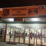 Photo taken at Maurice Bishop International Airport by KaMaria B. on 6/26/2013