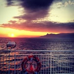 Photo taken at Hellenic seaways - Nissos Chios by Panagiotis M. on 1/10/2013