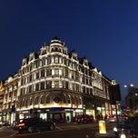Photo taken at Knightsbridge by Michael O. on 9/10/2014
