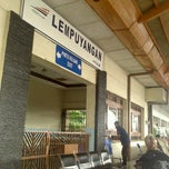 Photo taken at Stasiun Lempuyangan by risang on 2/4/2013