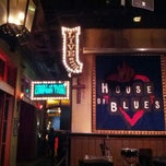Photo taken at House of Blues San Diego by Gokhan P. on 12/29/2012