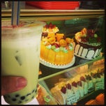 Photo taken at QQ Bakery by Seung Min Y. on 5/4/2013