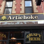 Photo taken at Artichoke Basille's Pizza & Brewery by Paul M. on 7/15/2013