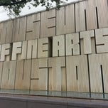 Photo taken at Museum of Fine Arts Houston by Andy C. on 11/20/2012