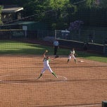 Photo taken at Howe Field by Jim S. on 5/17/2014
