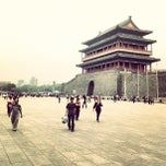 Photo taken at 天安门广场 Tian'anmen Square by Алексей С. on 5/17/2013