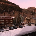 Photo taken at The Hotel Telluride by Nick H. on 1/25/2015