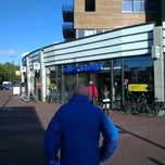 Photo taken at Albert Heijn by Luc D. on 10/6/2012