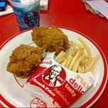 Photo taken at KFC / KFC Coffee by Juliana t. on 4/24/2013