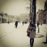 Photo taken at Sint-Katelijne / Sainte-Catherine (MIVB / STIB) by Enrico P. on 3/12/2013