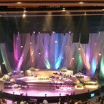 Photo taken at Willow Creek Community Church by Elizabeth V. on 3/31/2013