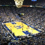 Photo taken at Rupp Arena by Erica W. on 11/24/2012