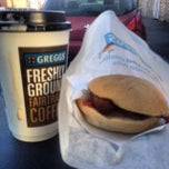 Photo taken at Greggs by Michael L. on 11/30/2013