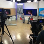Photo taken at TV Gazeta by Leonardo N. on 8/13/2013