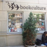 Photo taken at Book Culture (West 112th Street) by elneco on 6/29/2013