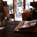 Photo taken at Bistro MUSUI by black p. on 10/22/2012